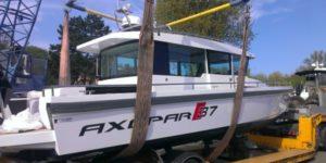 Boot kranen und slippen - Zusatztermine im Herbst 2019