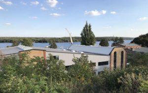 Zu Vermieten: Büros im Neubau mit Blick auf die Havel