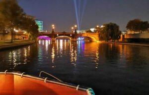 Erlebnis-Bootstour Festival of Lights