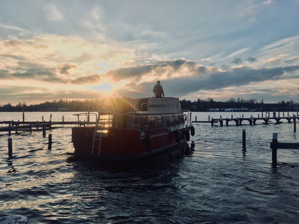 Bild Skippertraining Berlin