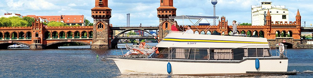 hausboot mieten berlin