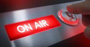 Radiospot bei rs2, Berlin Rundfunk, KISS FM